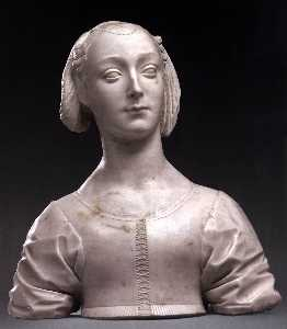 Portrait of Marietta Strozzi