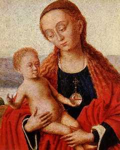 Madonna (detail)