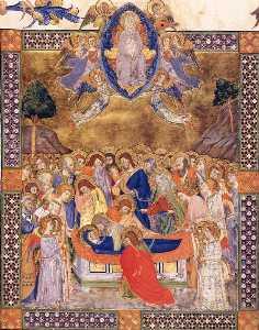 Gradual from Santa Maria degli Angeli (Folio 142)