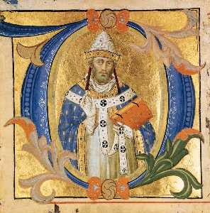 Wikioo.org - The Encyclopedia of Fine Arts - Artist, Painter  Don Silvestro Dei Gherarducci