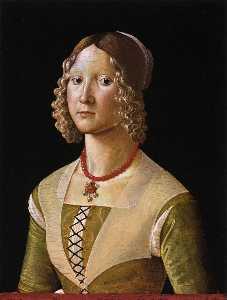 Portrait of Selvaggia Sassetti