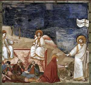 No. 37 Scenes from the Life of Christ: 21. Resurrection (Noli me tangere)
