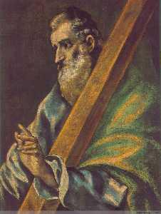 Apostle St Andrew