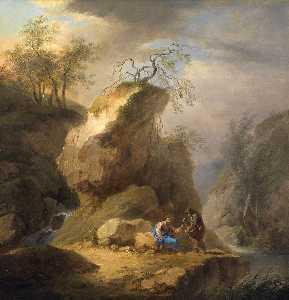 Wikioo.org - The Encyclopedia of Fine Arts - Artist, Painter  Norbert Joseph Carl Grund