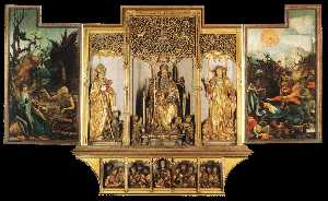 Isenheim Altarpiece (third view)