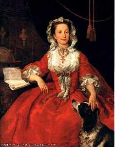 Portrait of Mary Edwards
