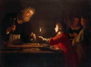 Gerard Van Honthorst (Gerrit Van Honthorst)
