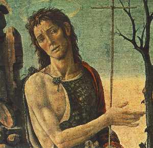 St John the Baptist (detail)