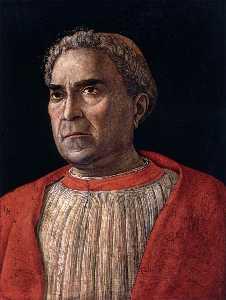 Cardinal Lodovico Trevisan