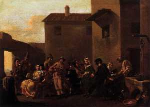 Dance in the Trattoria
