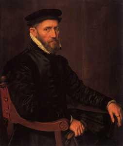 Wikioo.org - The Encyclopedia of Fine Arts - Artist, Painter  Anthonis Mor Van Dashorst