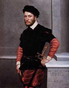 Portrait of Don Gabriel de la Cueva, later Duke of Alburquerque