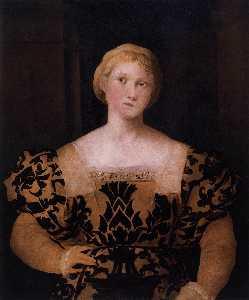 Portrait of Paola Priuli