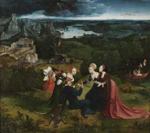Wikioo.org - The Encyclopedia of Fine Arts - Artist, Painter  Joachim Patenier