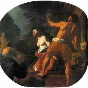 Beheading of St. Catherine