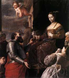 Sophonisba Receiving the Goblet
