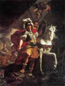 St. George Victorious over the Dragon