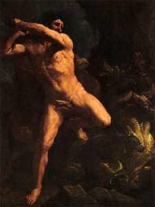 hércules vence al hydra de lerma