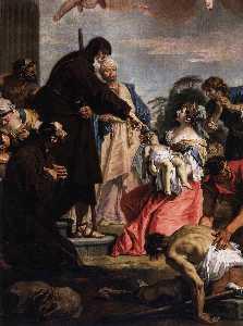 Wikioo.org - The Encyclopedia of Fine Arts - Artist, Painter  Sebastiano Ricci