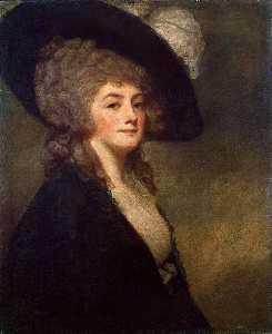 Portrait of Mrs Harriet Greer