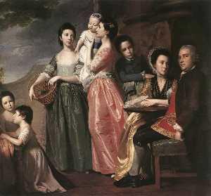 The Leigh Family