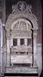 Tomb of Leonardo Bruni