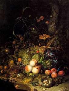 Wikioo.org - The Encyclopedia of Fine Arts - Artist, Painter  Rachel Ruysch