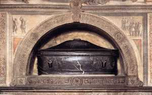 Tomb of Francesco Sassetti's Wife