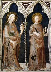 s. maria maddalena e le  Cattedrale di St  Caterina d Alessandria