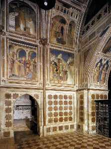 vista di cappella  di  Cattedrale di St  Balestruccio