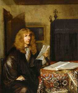 Wikioo.org - The Encyclopedia of Fine Arts - Artist, Painter  Gerard Ter Borch