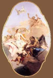 An Allegory with Venus and Time