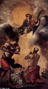 The Martyrdom of St Paul