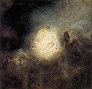 Undine Giving the Ring to Massaniello, Fisherman of Naples