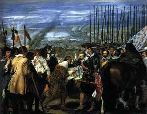 The Surrender of Breda (Las Lanzas)