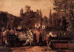 Esaias Van De Velde