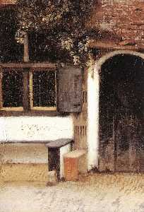 The Little Street (detail)