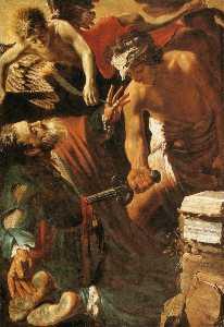 The Martyrdom of St Matthew