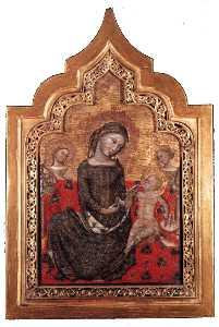Wikioo.org - The Encyclopedia of Fine Arts - Artist, Painter  Vitale Da Bologna