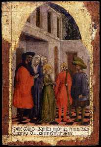 Marriage of St Monica