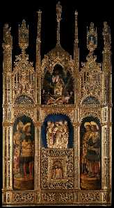 Polyptych of the Body of Christ