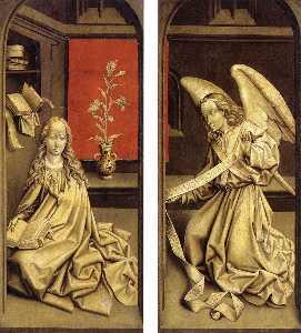 Bladelin Triptych (exterior)