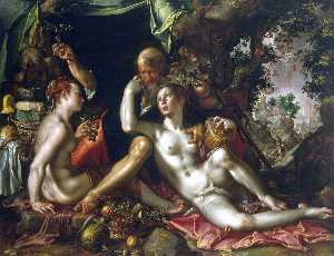 Wikioo.org - The Encyclopedia of Fine Arts - Artist, Painter  Joachim Antonisz Wtewael