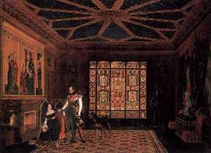 Wikioo.org - The Encyclopedia of Fine Arts - Artist, Painter  De Carl Friedrich Zimmermann