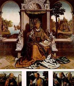 Wikioo.org - The Encyclopedia of Fine Arts - Artist, Painter  Vasco Fernandes (Grao Vasco)