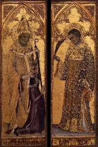 St Hermagoras and a Donor St Fortunatus