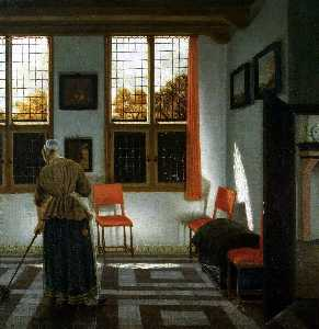 Room in a Dutch House