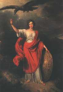 From Darkness, the Light. Allegory of the Hungarian Academy of Sciences