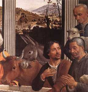 Adoration of the Shepherds (detail) (10)