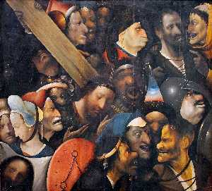 Christ Carrying the Cross (10)